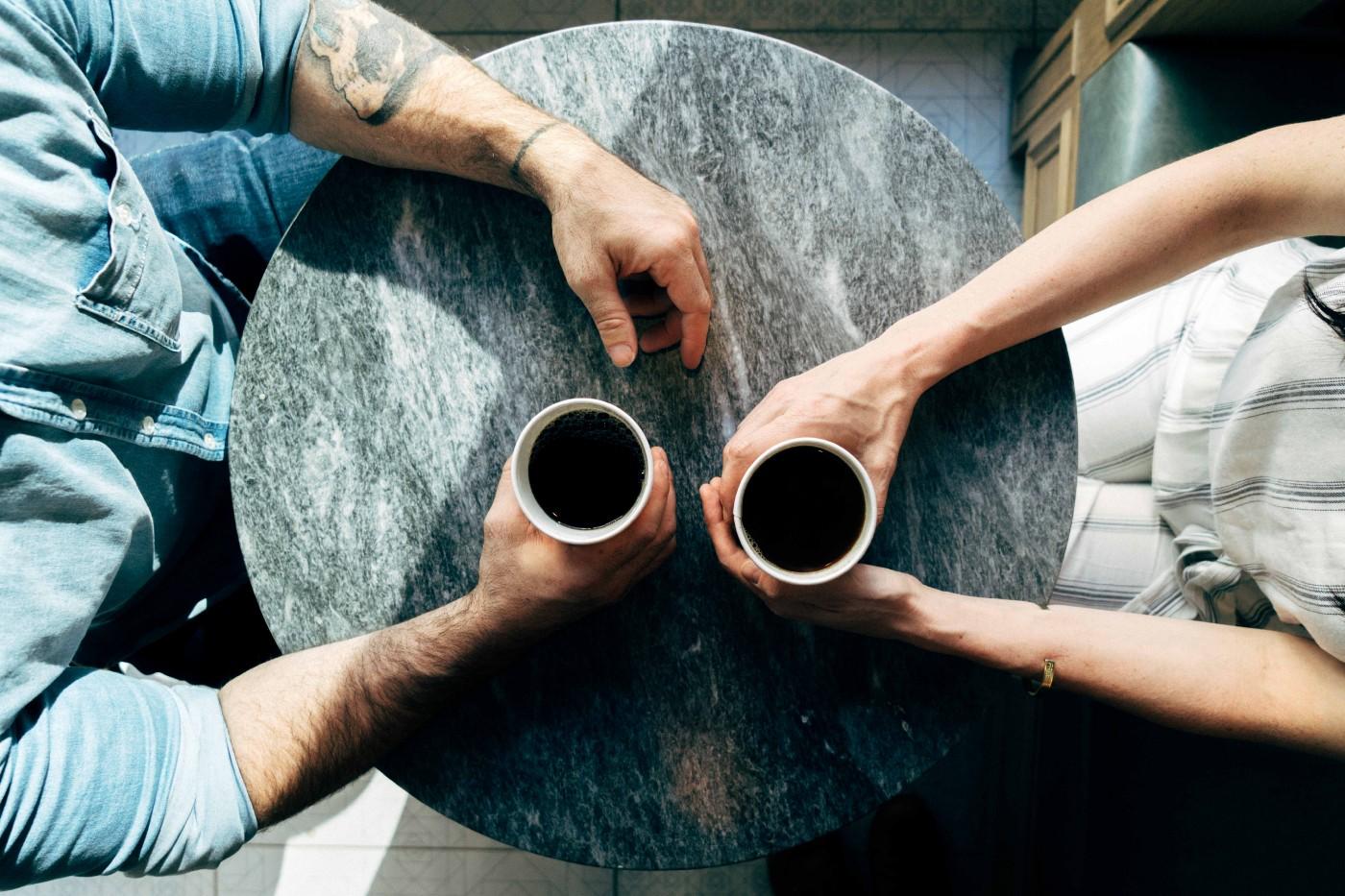 coffee shop park city